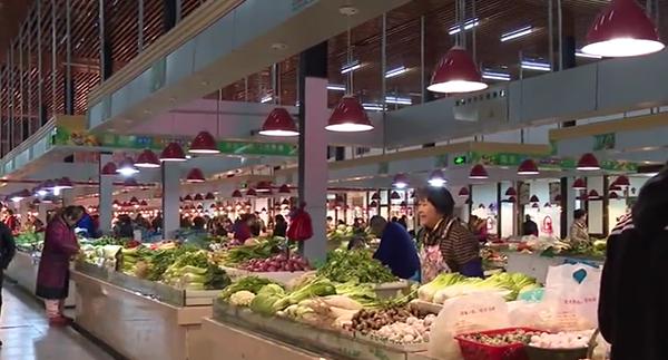 颜值内涵双提升 ――瓯海区农贸市场全面推进场内外一体化管理