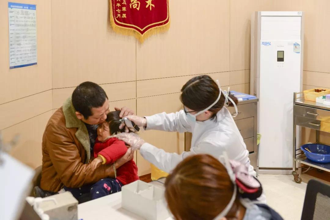 流感袭 儿科忙 如何才让孩子少受罪