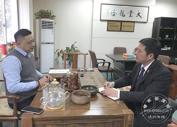 访市人大代表曹晓斌