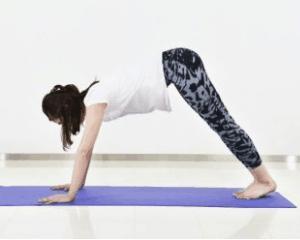 一个动作瘦全身 每天轻松简单瘦!