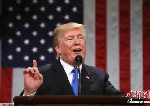 美政府停摆仍无解 特朗普推行移民禁令