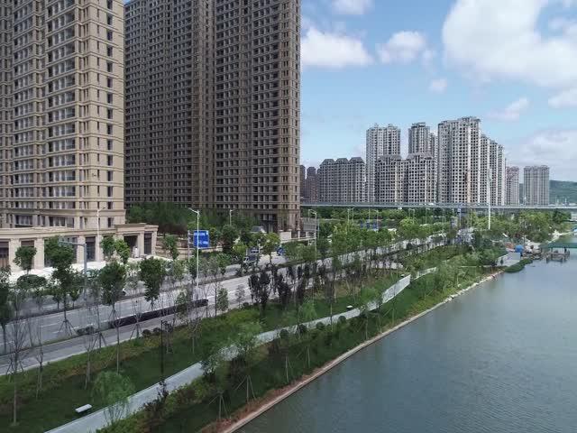 增园添绿 刷新城市颜值