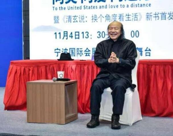 65岁台湾作家林清玄病逝