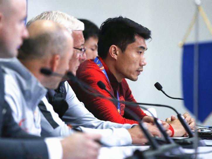 亚洲杯前瞻:劣势下中国队唯有一拼当头