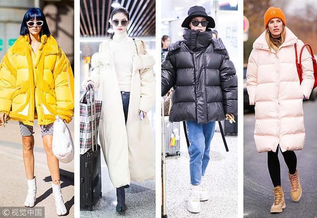 """""""棉被式羽绒服"""" 给你冬日最暖安全感"""