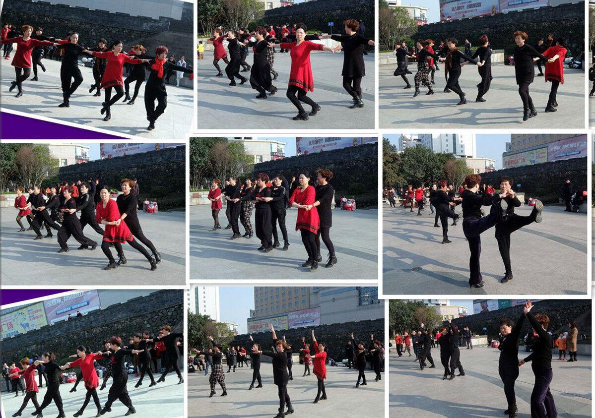 【行行摄摄】广场舞也精彩