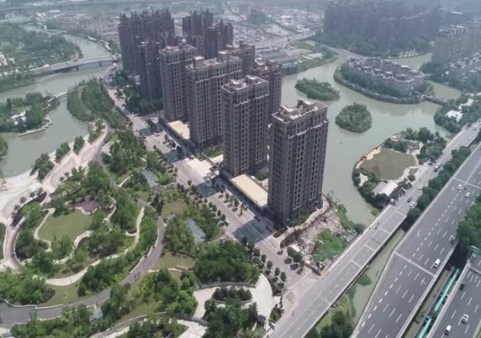 瓯海:安置房建设全速推进 托起百姓安居梦
