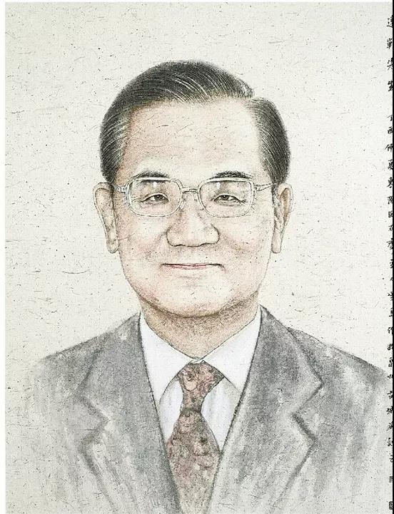 连战、林郑月娥……东阳著名画家雪岛为政坛名人绘肖像!