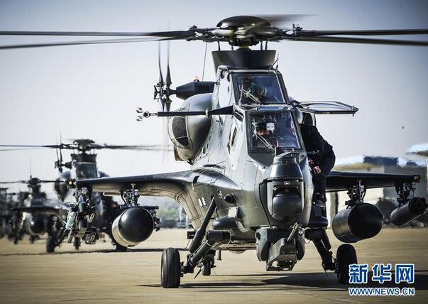 进击!飞起来的中国陆军