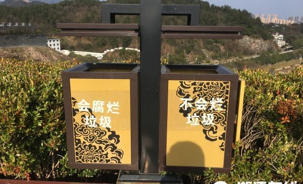 一座浙中县城的变化,从垃圾分类开始