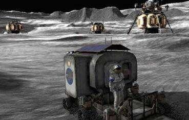 俄计划2031年送航天员上月球 拟建基地