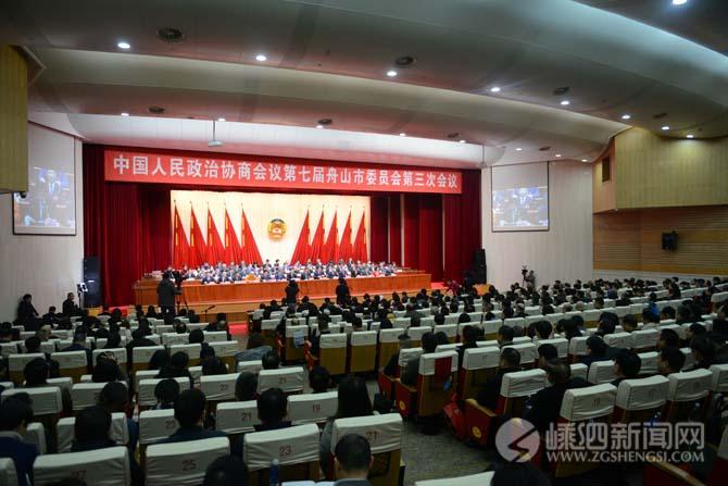 我县19名市政协委员参加市政协七届三次会议