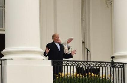特朗普将宣布美国进入全国紧急状态