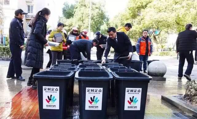 厘清边界明确责任 宁波为垃圾分类立法