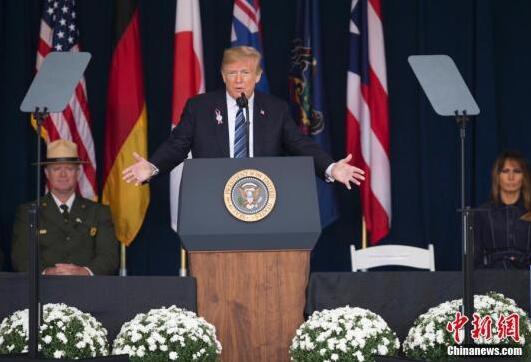 2020总统大选前 美墨边境墙将基本建好