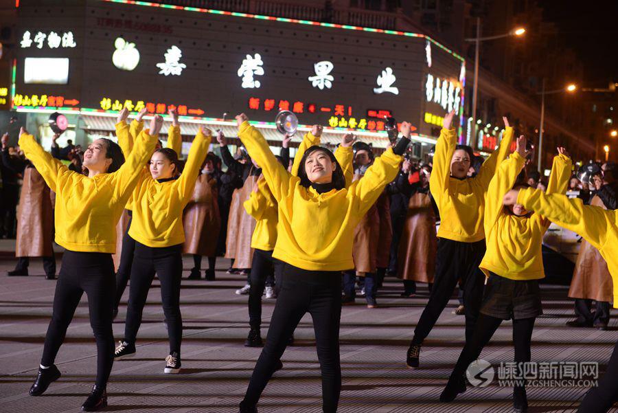 嵊泗县举办第二届^向幸福出发 ̄元宵民俗文化活动