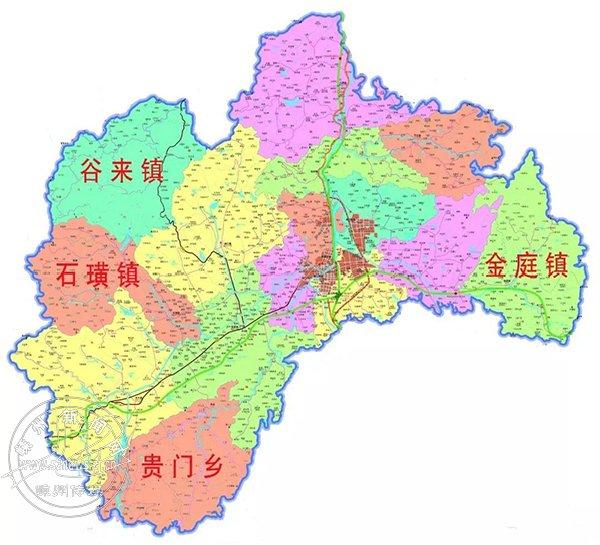 乡镇行政区划调整工作实施