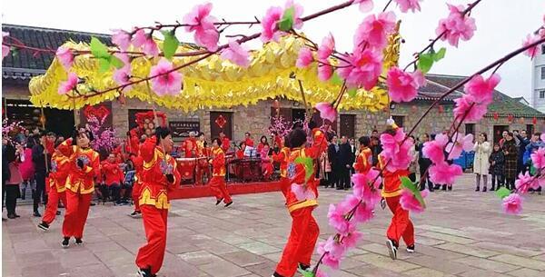 """岱山县开展""""放歌新时代 文化进万家""""春节元宵系列活动"""