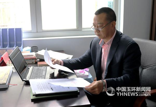 人大代表杨宗福:提升和打造绿色生态福山