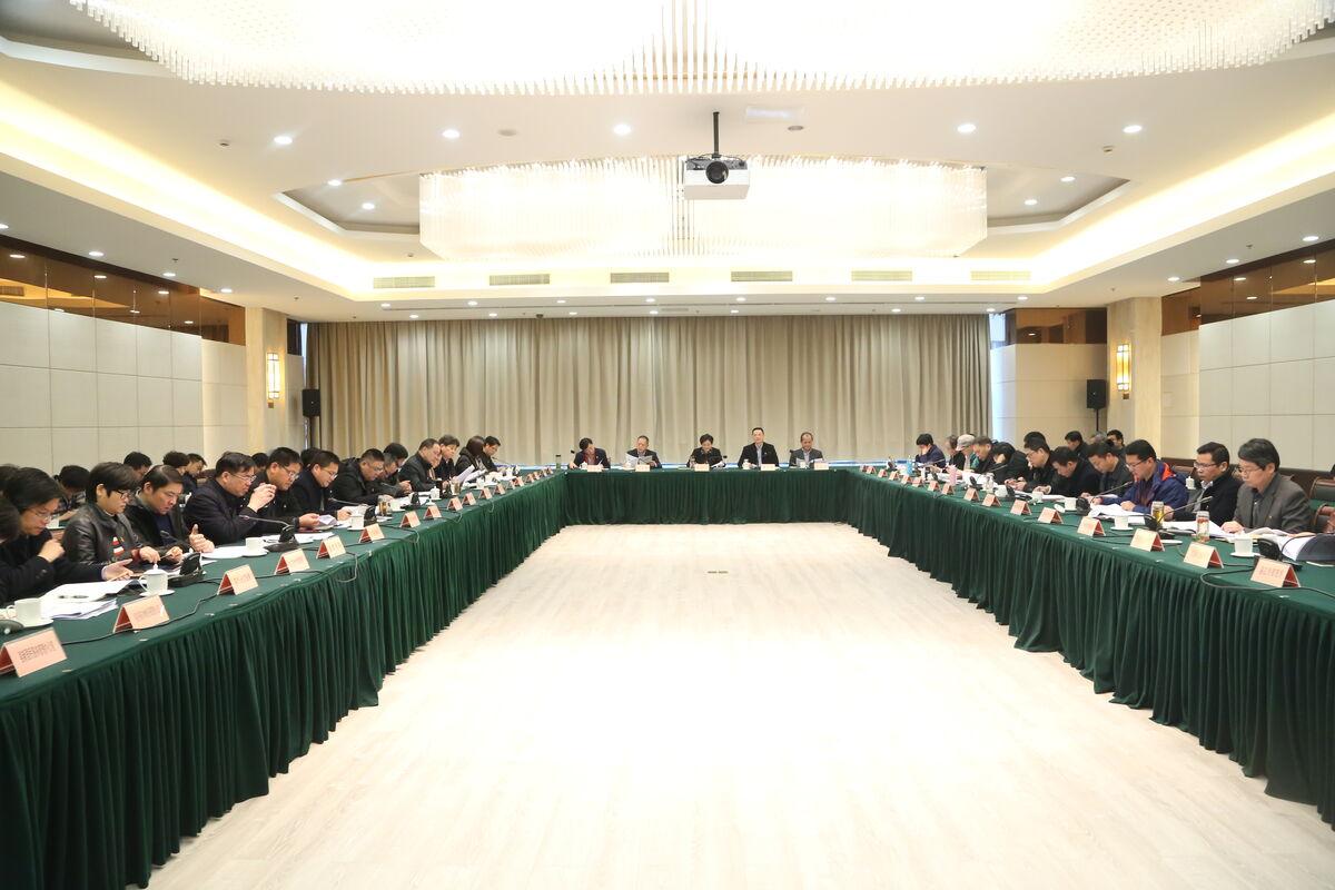 2019年海盐县文明委全体会议召开
