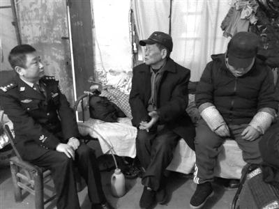 宁波民警帮助走失十几年的男子?#19968;Ø¡?#36523;份¡±
