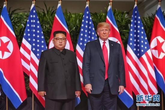 朝美领导人继续会晤 或发表成果性文件