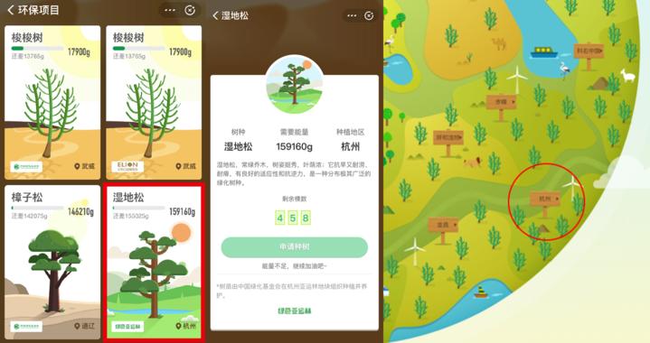 在家门口种一颗自己的树£¡杭州牵手公益平台?#38472;?#22478;市