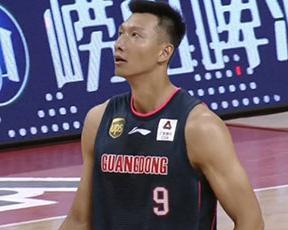 """易建联狂砍36+8 广东客场""""复仇""""吉林"""