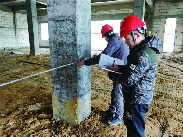六春湖索道下站站房主体结构通过竣工验收