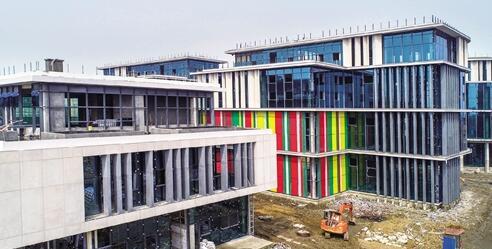 产业协同创新服务中心雏形初显