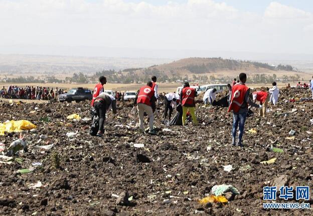 埃塞俄比亚载有157人客机坠毁无人生还