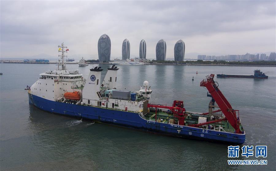 我国载人深潜器首次完成覆盖西南印度洋和中印度洋的深潜科考