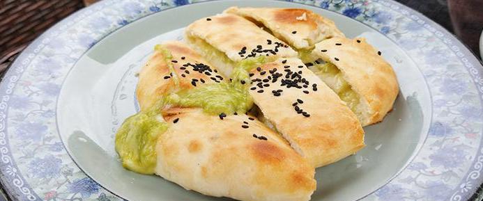 """缙云烧饼出了一款""""榴莲芝士味"""""""