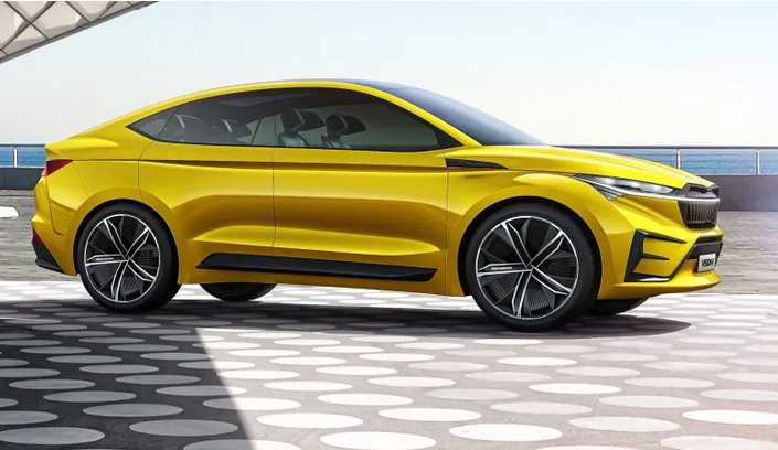 斯柯达2023年前推三款纯电动车