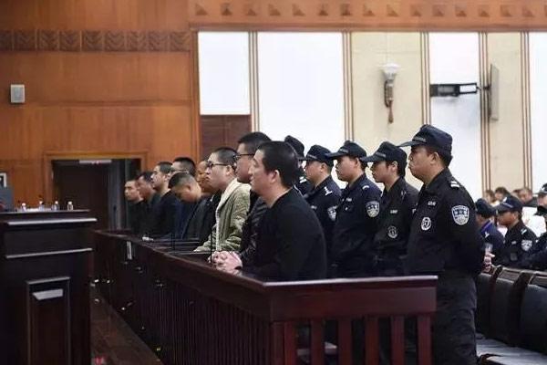 扫黑除恶丨玉环法院集中宣判三起涉恶犯罪案件