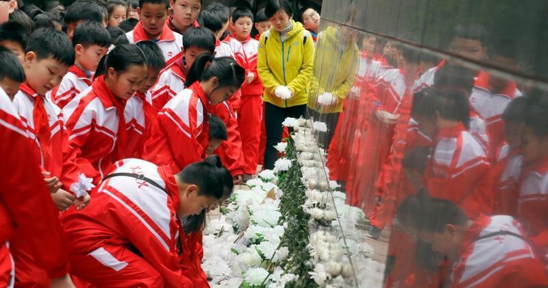我们不曾忘记��浙江社会各界群众深切缅怀革命先烈