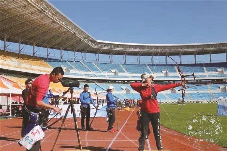 嵊籍运动员获世锦赛参赛资格