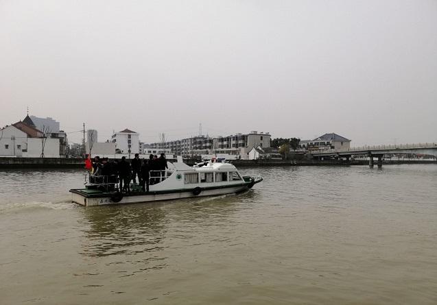 嘉兴秀洲与苏州吴江联手治水成果显著