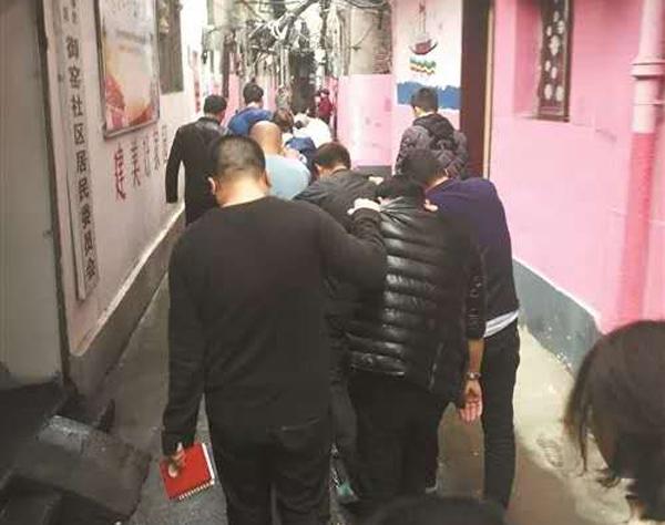 2018年,玉环警方扫黑除恶综合绩效居台州市第一