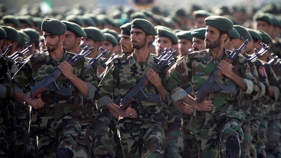 美将伊朗伊斯兰革命卫队列为恐怖组织