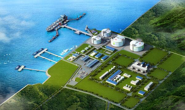 玉环2个项目列入浙江省大湾区建设十大标志性工程