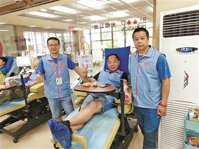 20多年 第268次献血,给自己的生日礼物