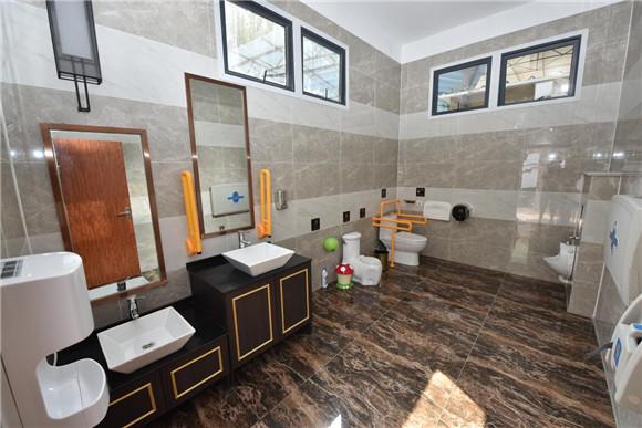宁波城市开放厕所人均拥有量全国第一 将打造无异味公厕
