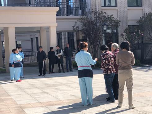 嵊泗县新中心福利院投入试运营