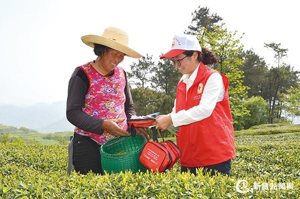 急救包送茶农