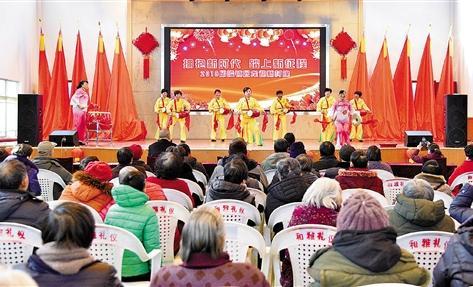 走進鄞州回龍村文化禮堂看變革——這座禮堂不一般