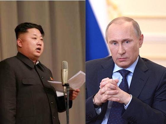 普京与金正恩将于4月底前举行会晤