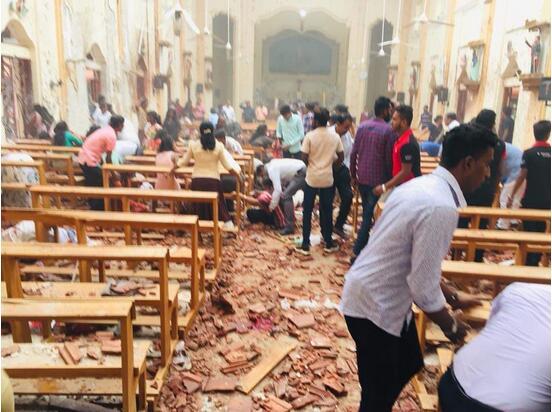 斯里兰卡多处爆炸 浙江暂未收到游客遭遇意外消息
