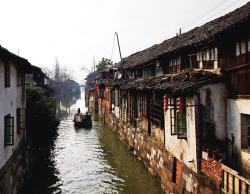 以大运河文化建设为契机 新塍镇全面打造高品质健康养生古镇