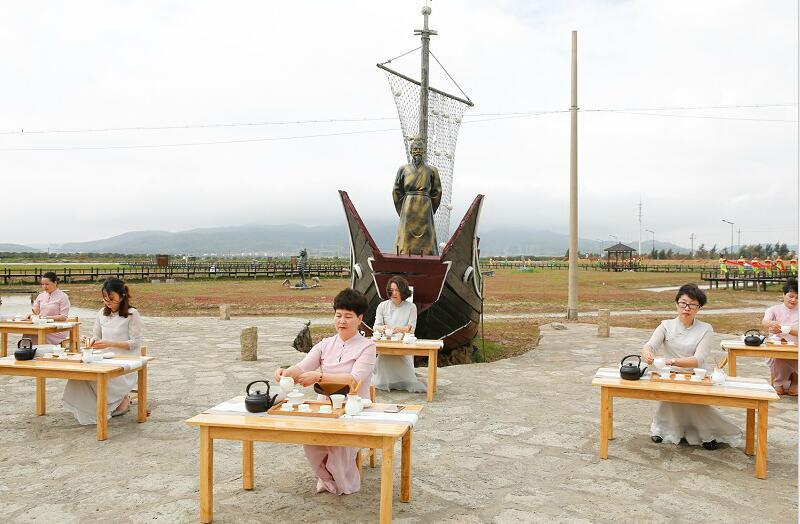 岱山县举办2019百姓文化节